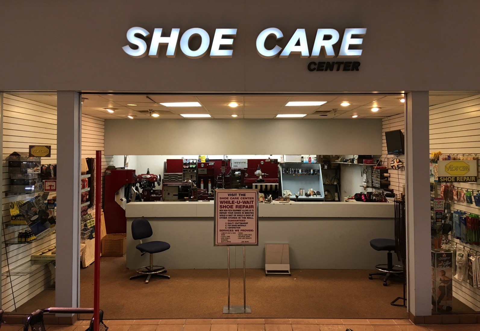 Shoe Repair Northridge Mall
